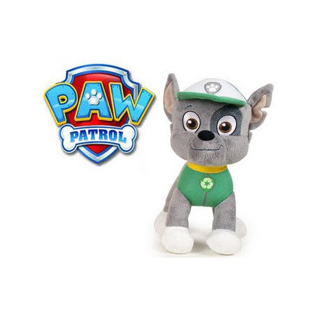 Rocky Paw Patrol Plush 27 cm