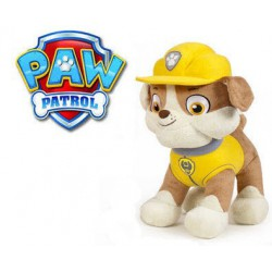 Rubble Paw Patrol Plush 27 cm