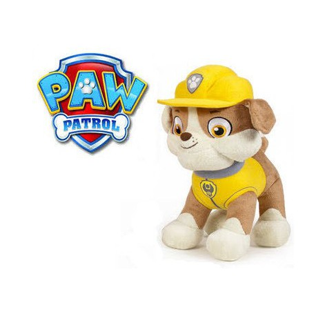 Rubble Paw Patrol Plush 27 cm