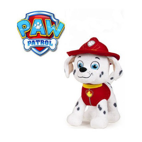 Peluche Marshall Patrulla Canina Paw Patrol