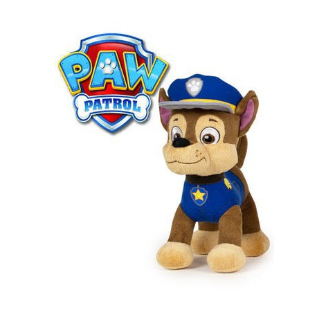 Peluche Chase Patrulla Canina Paw Patrol