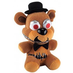 Five Nights at Freddy's Plush Nightmare Freddy