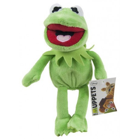 Plush Kermit The Muppet
