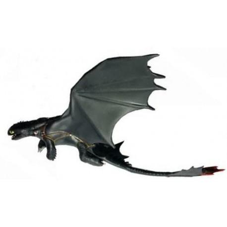 Night Fury Figure Dragons Defenders of Berk