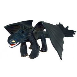 Night Fury Figure How to Train Your Dragon