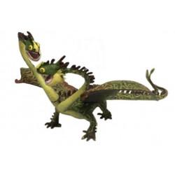Dragon 2 cabezas Cremallerus Vomito y Erupto Figura