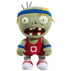 Zombie Sprinter Plush Plants vs Zombes 25 cm