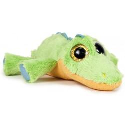 Peluche Cocodrilo Verde Mascotas Pinypon Pets