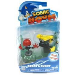Orbot & Cubot Figuras Sonic Boom