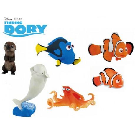 Figuras Buscando a Dory
