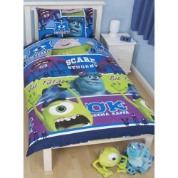 Funda Nordica Monsters University