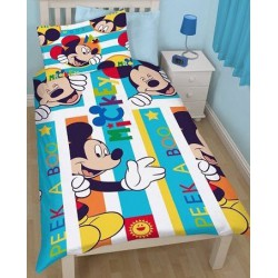 Miickey Mouse Duvet Set