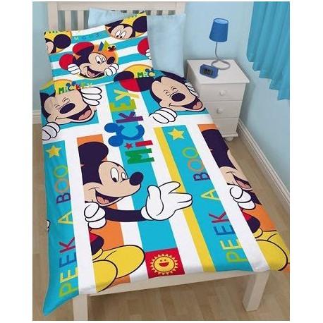 Funda Nordica Mickey Mouse
