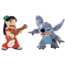 Figuras Lilo y Stitch