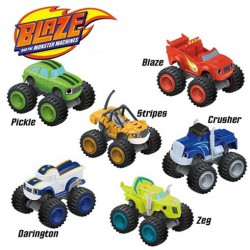 Blaze and the Monster Machines Figures