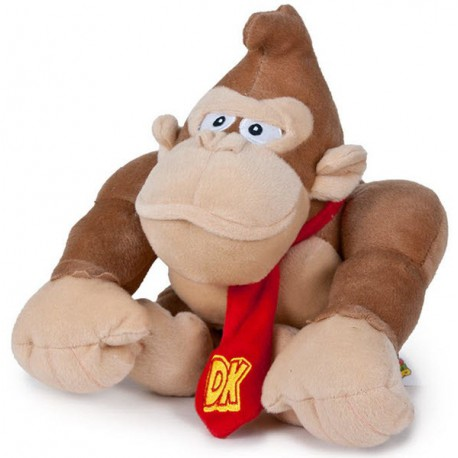 Donkey Kong Super Mario Plush