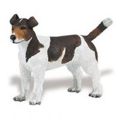 Jack Russell Terrier Pastic Figure