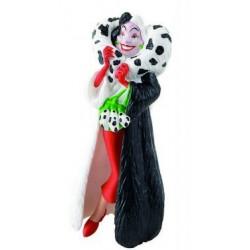 101 Dalmatas Figura Cruella de Vil