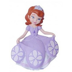 Princesa Sofia Mini Figura Disney