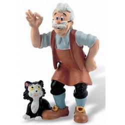 Pinocchio Figure Gepeto Disney