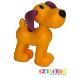 Loula Pet Puppy Figurine Pocoyo