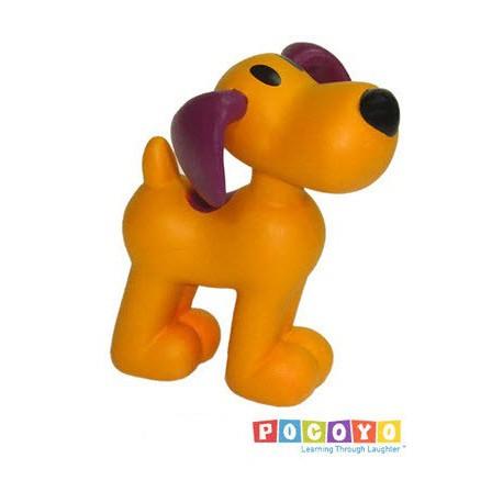 Loula Pet Puppy Figurine Pocoyo