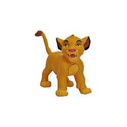 Simba Bebe Figura Rey León
