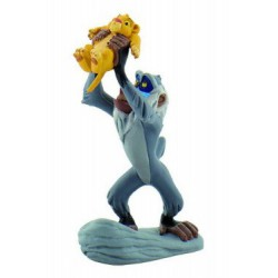 Rafiki con Simba Figura Rey León