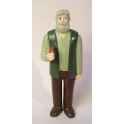 Grandfather Heidi Figure