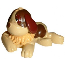 Niebla Dog Heidi Figure