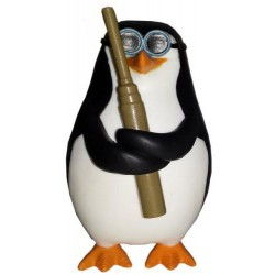 Penguins of Madagascar Skipper Figure
