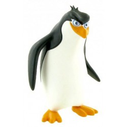 Penguins of Madagascar Rico Figure