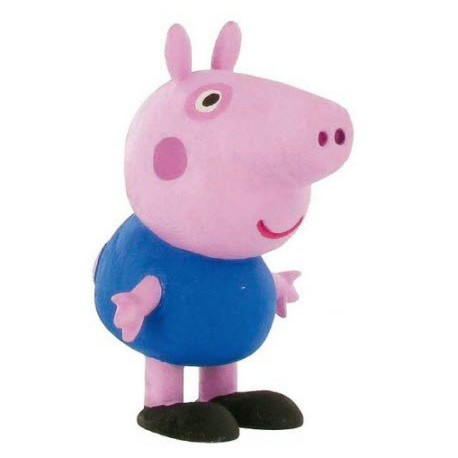 George Figure Peppa Pig