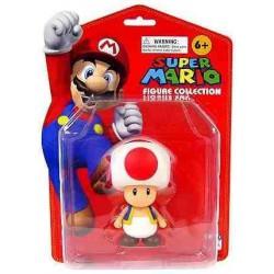 Toad Super Mario PVC Figure 12 cm