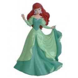 Green Ariel Figure Disney