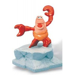 The Little Mermaid Figure Sebastian Crab