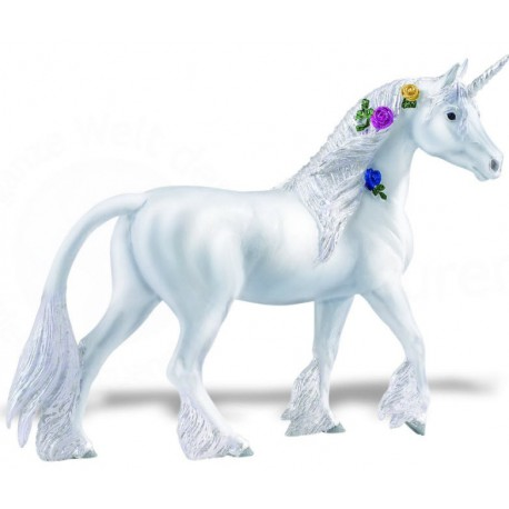 Pegasus figure Horse With Horn