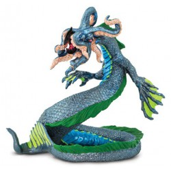 Mythical Realms Leviathan Plastic Figure