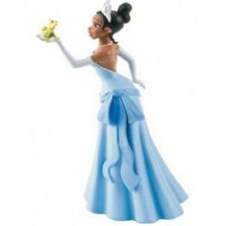 Princesa Tiana Con Sapo Figura