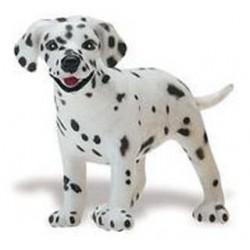 Dalmatian Puppy Dog Figure 7,5 x 5 cm