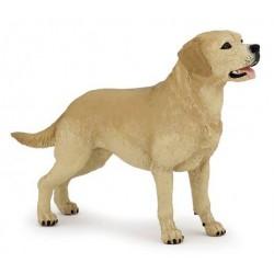 Labrador Perro de Terapia y Asistencia Figura