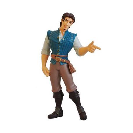 Pincipe Flynn Rider Rapunzel Figure