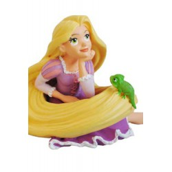 Figure Rapunzel with Chameleon