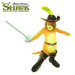 Puss in Boots Shrek Figure
