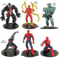 Figuras Spiderman Marvel