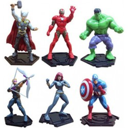 The Avengers Figures