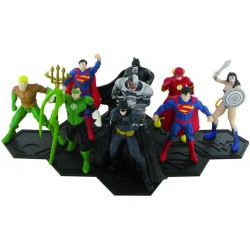 League of Justice DC Comics Figures