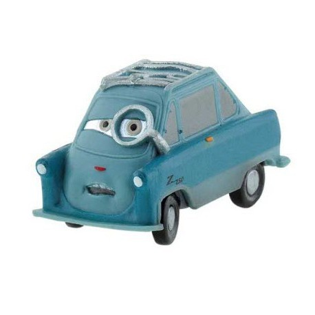 Profesor Z Figure Cars Disney