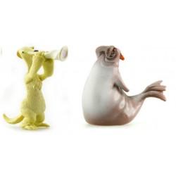 Sid y Flynn Figures Ice Age