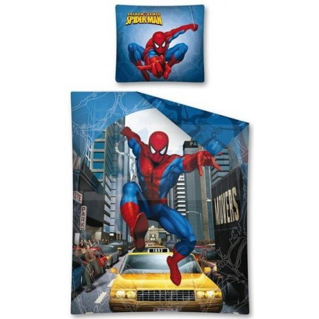 Spiderman Duvet Cover 140x200 cm
